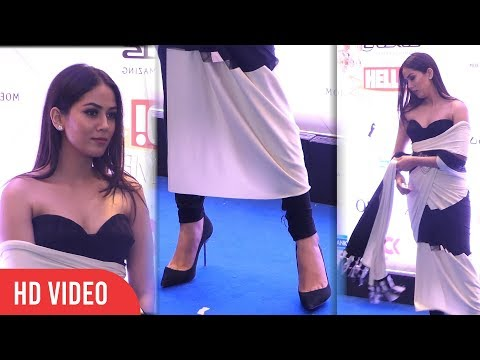 Xxx Mp4 Shahid Kapoor Wife Mira Rajput At HELLO Hall Of Fame Awards 2018 3gp Sex