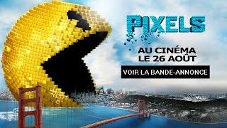 Pixels - Bande-annonce - VF