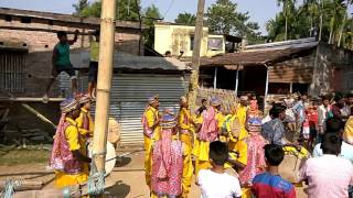 Nabadwip 2016 ras a fight dhol tasa