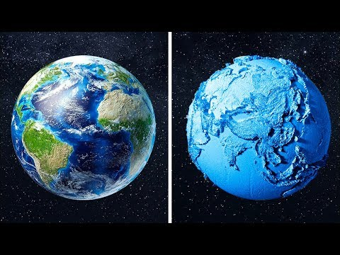 What Would Happen If All Ice On Earth Melted