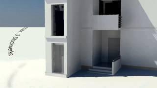 Aufzug Für Privathäusern.