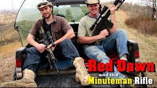 SNIPER 101 Part 99 - Red Dawn & the Minuteman Rifle ~ Rex Reviews PODCAST Excerpt