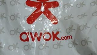 GOOD BYE AWOK.COM!!! No more shopping with you!!!