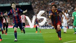 2010/11 vs 2014/15 ● Which Was The Best Lionel Messi's Season ?