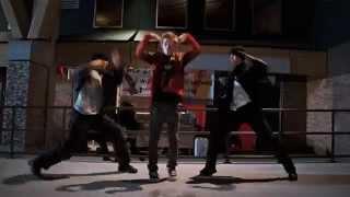 STREET DANCING NINJA - BA