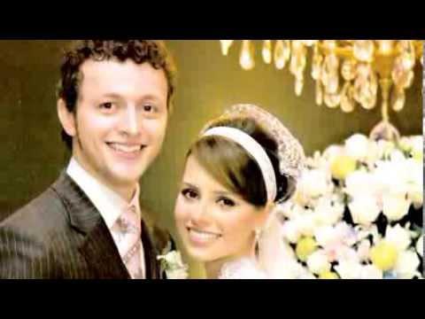 5 anos de casamento: Sandy e Lucas Lima