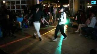 Dance Evolution @ TeckFlyer & LBB (XV Años Betzy)