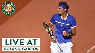 Live at Roland-Garros #15 - Daily Show I Roland-Garros 2017