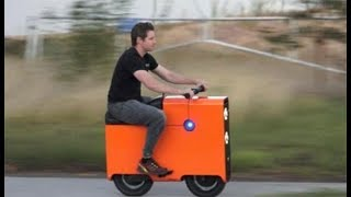 8 Awesome Vehicles That are so Unusual