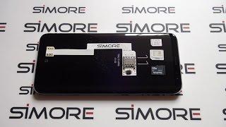Samsung Galaxy S8+ Dual SIM adapter - Turn single SIM S8+ to Dual SIM with SIMore ZX-Twin-S8+