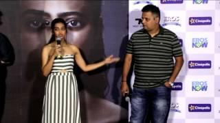 Radhika Apte launches a new song 'Roke Na Ruke' from the film 'Phobia'