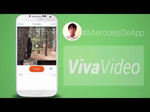 Xxx Mp4 VivaVideo El Mejor Editor De Video Para Android MiércolesDeApp 3gp Sex
