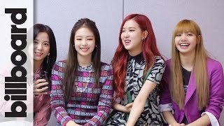 BLACKPINK Talks New Album,