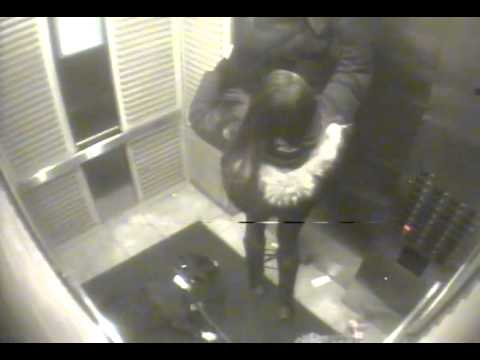 Girl Saves Dog in Elevator: Original Video (Shocking Video)