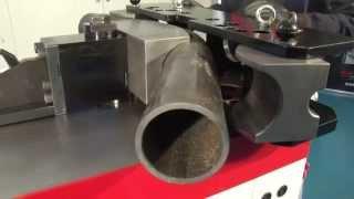 BIG TUBES BENDING  with SIMASV horizontal bending presses