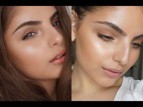 STROBING/HIGHLIGHTING EXPLAINED! - Full Makeup Tutorial