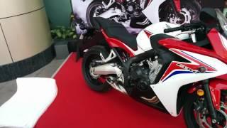 Honda CBR 650F | First Impressions | PowerDrift