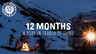 Rome's 12 Months: A Year in Search of Shred- Full Movie - TransWorld SNOWboarding