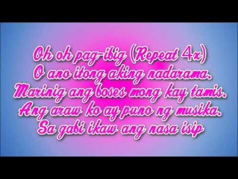 O Pag-ibig - Bailey May and Ylona Garcia LYRICS
