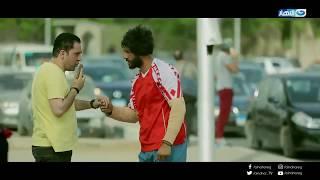 عقارب الساعة | اللاعب محمد شوقى يتسول أمام بوابة النادى الأهلى ويمنع من الدخول