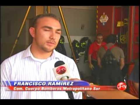 Chilevisión Impactantes imégenes de fallido rescate