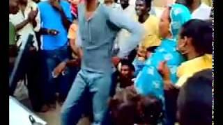 رقص سوداني عجيب