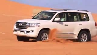 تطعيس لاندكروزر 2016 السعودي
