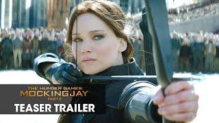 The Hunger Games: Mockingjay Part 2 Teaser Trailer – 'Join The Revolution'