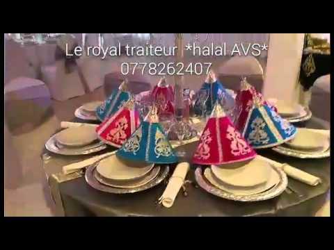 Le royal traiteur ( halal avs ) oriental de presti