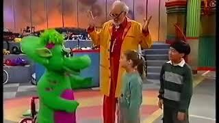 Barney Round And Round We Go (Part 2)