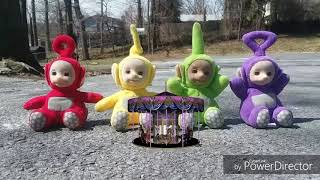Teletubbies and Friends Mini-Movie: Magical Event Day
