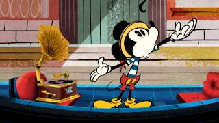 Mickey Mouse | 'O Sole Minnie | Disney BE