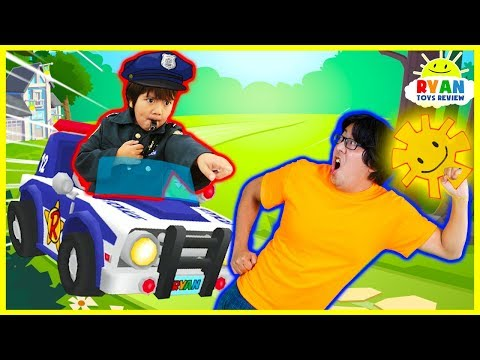 Xxx Mp4 Tag With Ryan Game Challenge With New Police Car And Characters Ryan Vs Daddy And Mommy 3gp Sex