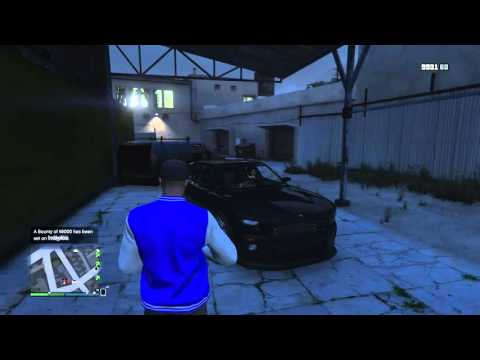 Grand Theft Auto 5 guy getting a blowjob [Weird Moment]