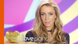 Meet Olivia   Love Island