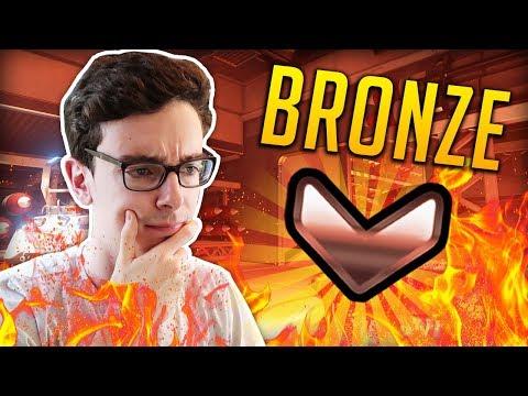 L'ENFER SUR TERRE ? | Ranked Bronze Overwatch