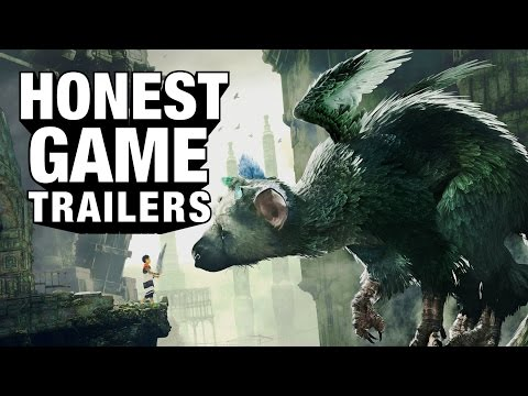 THE LAST GUARDIAN Honest Game Trailers