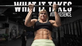 Brooke Ence - WHAT IT TAKES