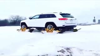 new technologies for safe drive in the snow-how to drive a car in the snow
