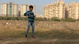 Ak ajay choreography  Mera dil dil dil by darshan Raval.