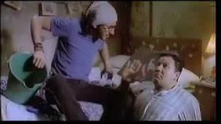 3sal Eswed - Ahmed Helmy  مشهد محذوف- أحمد حلمى - فيلم عسل أسود