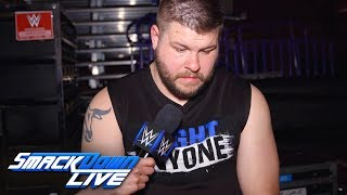 Kevin Owens reacts to Sami Zayn's shocking victory: SmackDown LIVE Exclusive, March 6, 2018