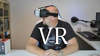 Gogle VR Everest - czyli Wirtualna Rzeczywistość