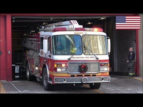 Xxx Mp4 PFD Squrt 43 Fire Truck Responding With Air Horn Siren Lights 3gp Sex
