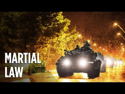 What Is Martial Law And How