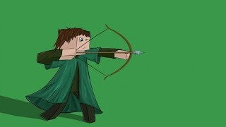 Monster School: Archery Challenge - Minecraft Animation