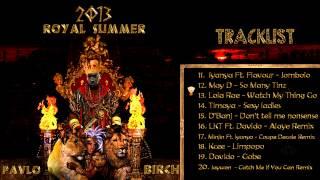 Afrobeat Mix 2014 2013 - Nigerian 2013 Naija Music / Pavlo Birch