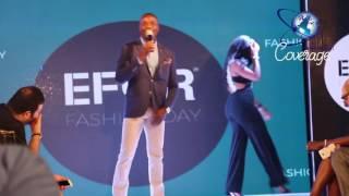 Hiro (Hiro LeCoq) defile pour la marque EFOR(Congo) - Parlons-En! *Coverage*