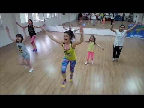 Xxx Mp4 BIP Quot El Ventilador Quot Zumba Kids Choreography 3gp Sex