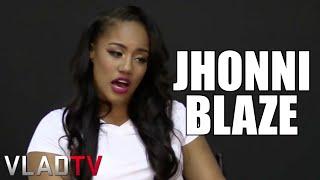 Jhonni Blaze on Drake: